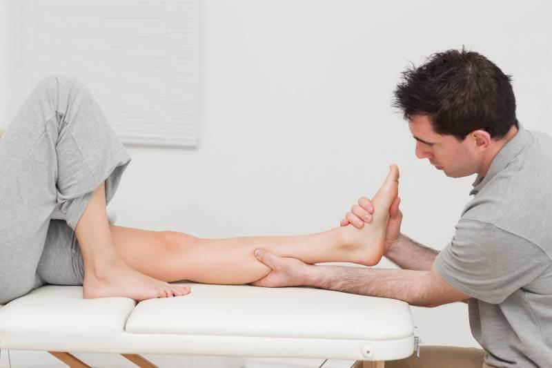 hälseneinflammation övningar stretching